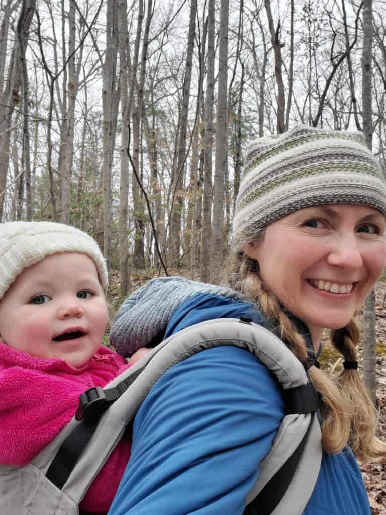 Self-Care for stay at home moms- get outside!