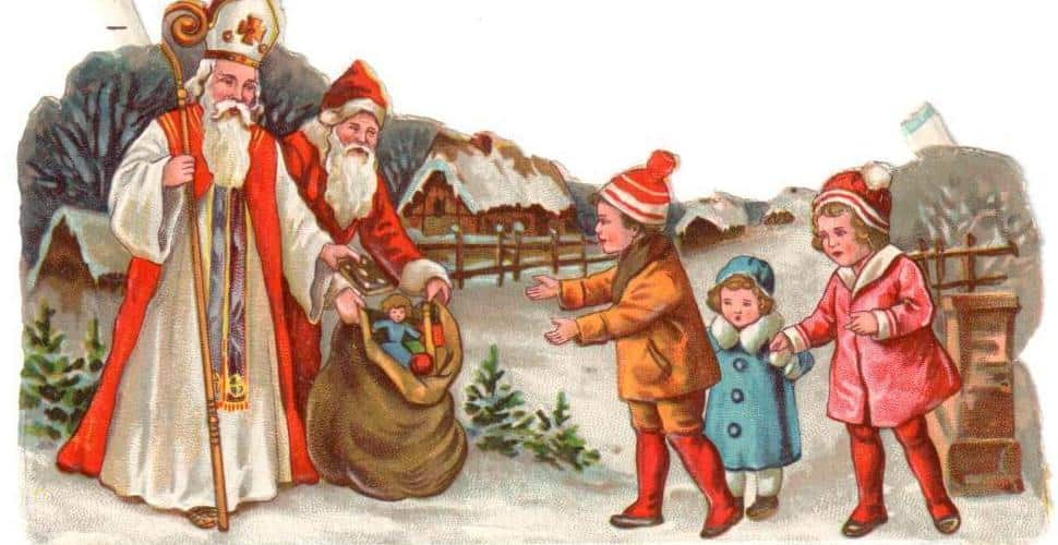 Celebrating St. Nicholas Day with Children- ideas for family traditions!