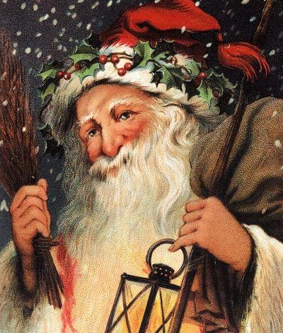 Santa or Saint Nicholas- do you celebrate both holidays or j